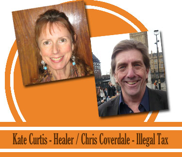Kate Curtis & Chris Coverdale