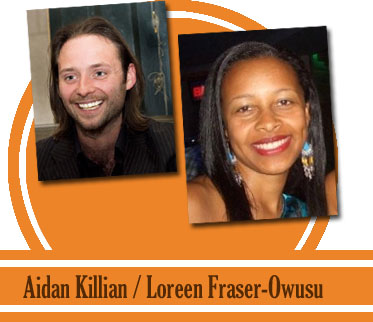 Aidan Killian / Loreen Fraser-Owusu