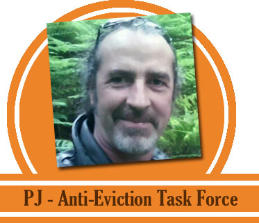 PJ Armstrong - Anti-Eviction Task Force