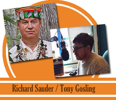 Richard Sauder / Tony Gosling