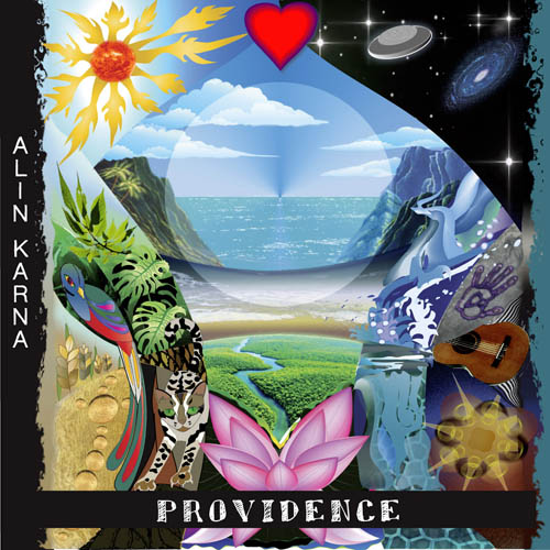 PROVIDENCE The Album Alin Karna - ET UK